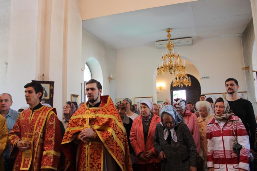 Праздник великомученика и Победоносца Георгия